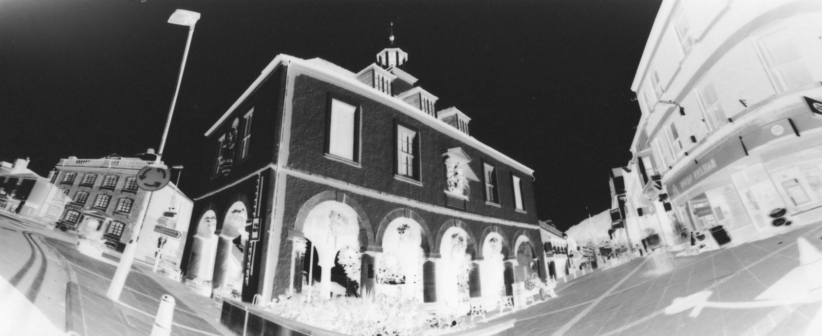 1. Market Hall
