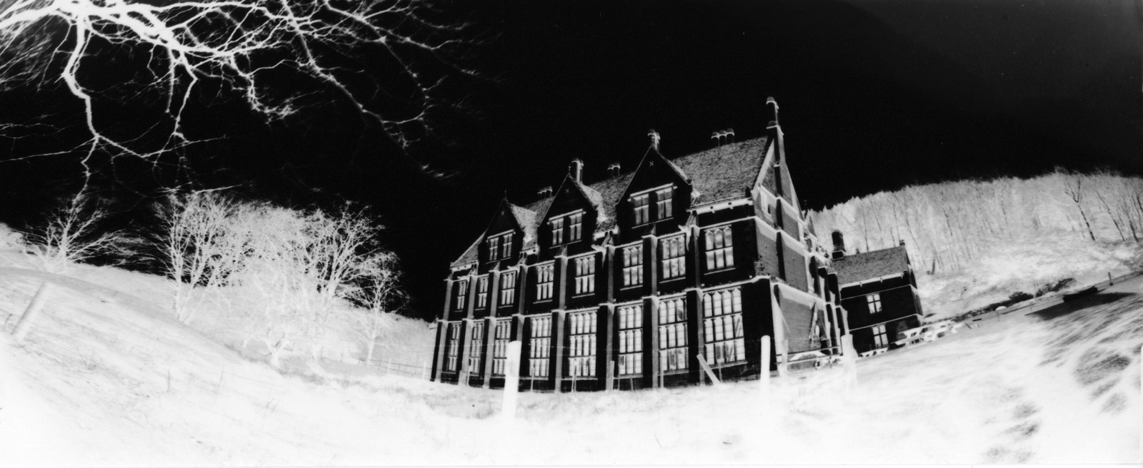 7. Woodchester Mansion