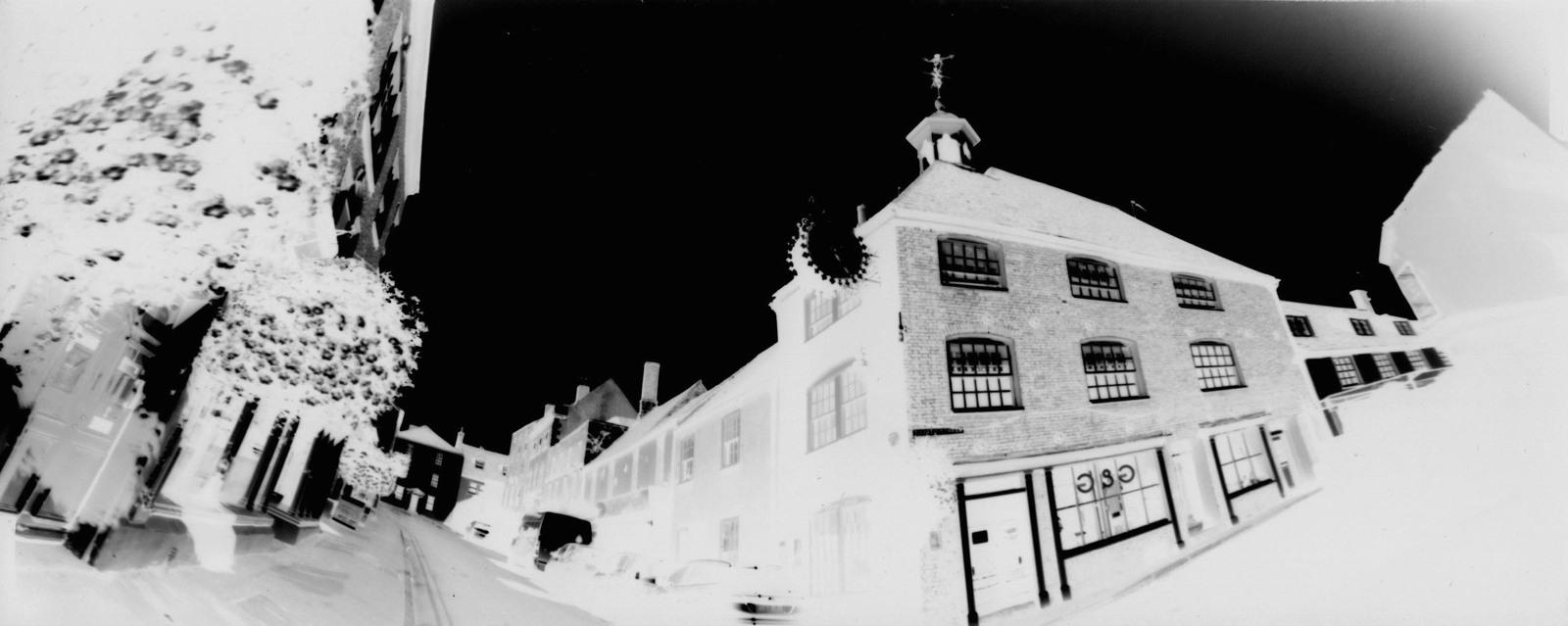 1. Clock tower