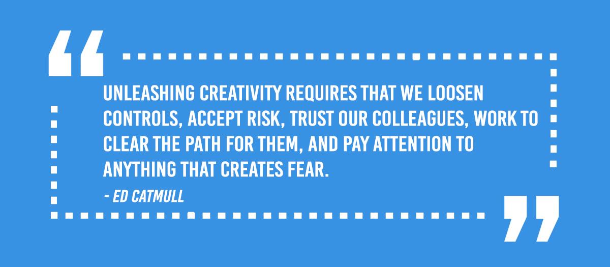 Creativity, Inc  - Pt  2 — Inflow