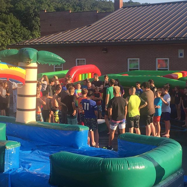 """Summer Cookout #1 was a blast!!! Did you miss it? No worries...we've got Summer Cookout #2 coming up this Wednesday!!! Bring your """"ONE"""" and join us for Tribal Wars!!! #strivesm #whosyour1 #strivesmtribalwars"""