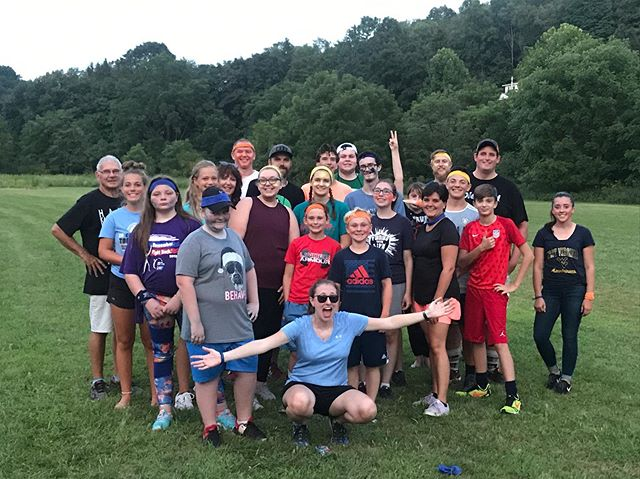 """Summer Cookout 2 was a whole lot of fun! Up next....COLOR WARS!!! Question to consider: """"Is the One, the only Way the only Truth and the only way to Life, worthy of bringing up in a conversation with your ONE?"""" If the answer is yes, and it should be, why not bring them to hear  about Him? #strivesm #whosyour1 #tribalwarsstrivesm"""
