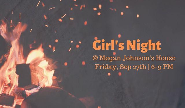 Tonight!!! Need the address? Message us!