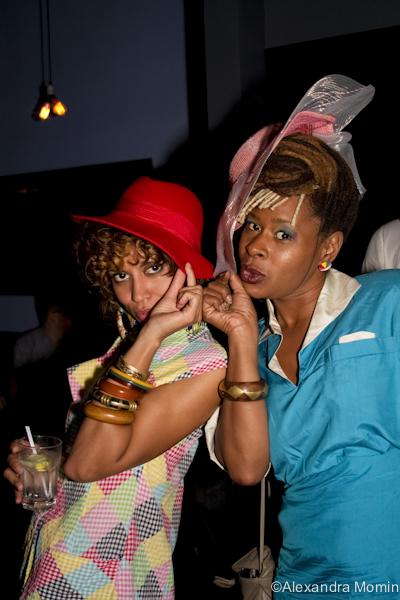 DJ Natasha Diggs & Gizmo