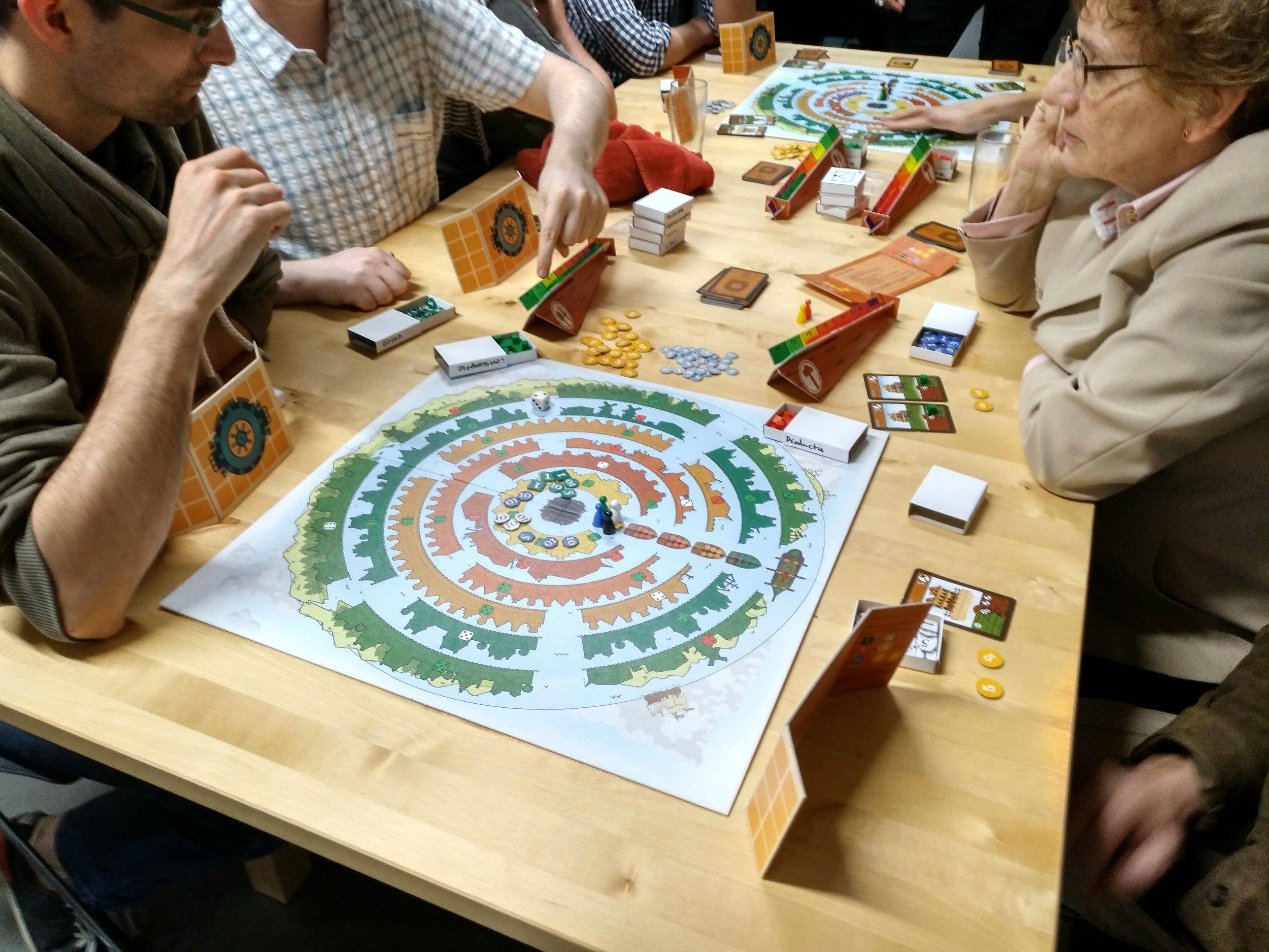 Das Money Makers Gesellschaftsspiel