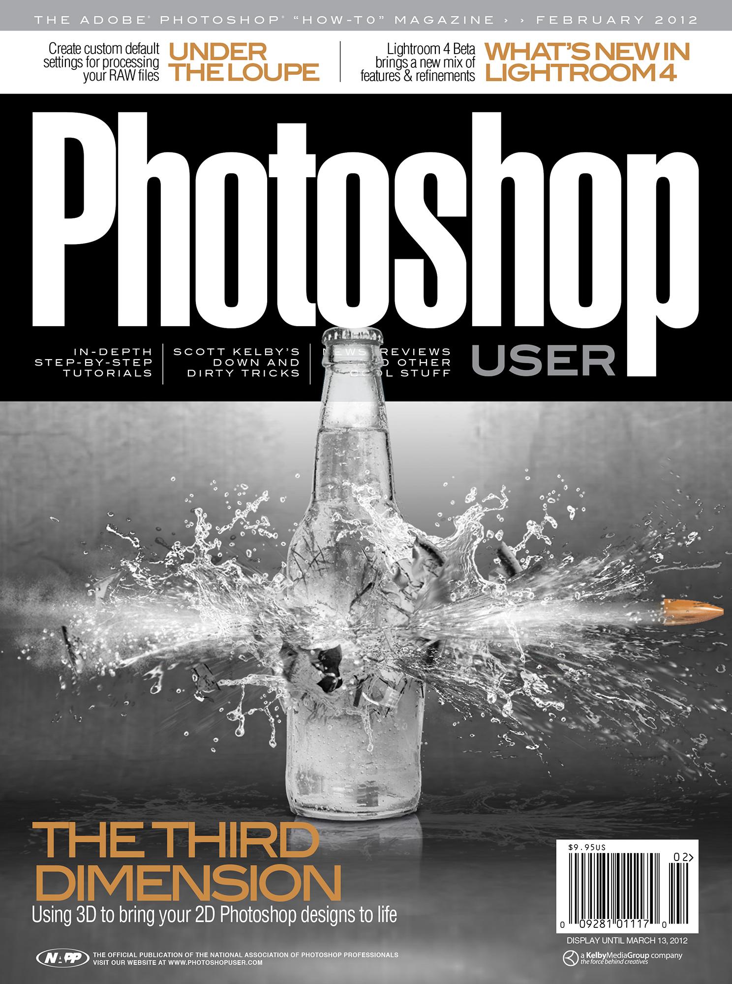 Photoshop User Magazine 2012