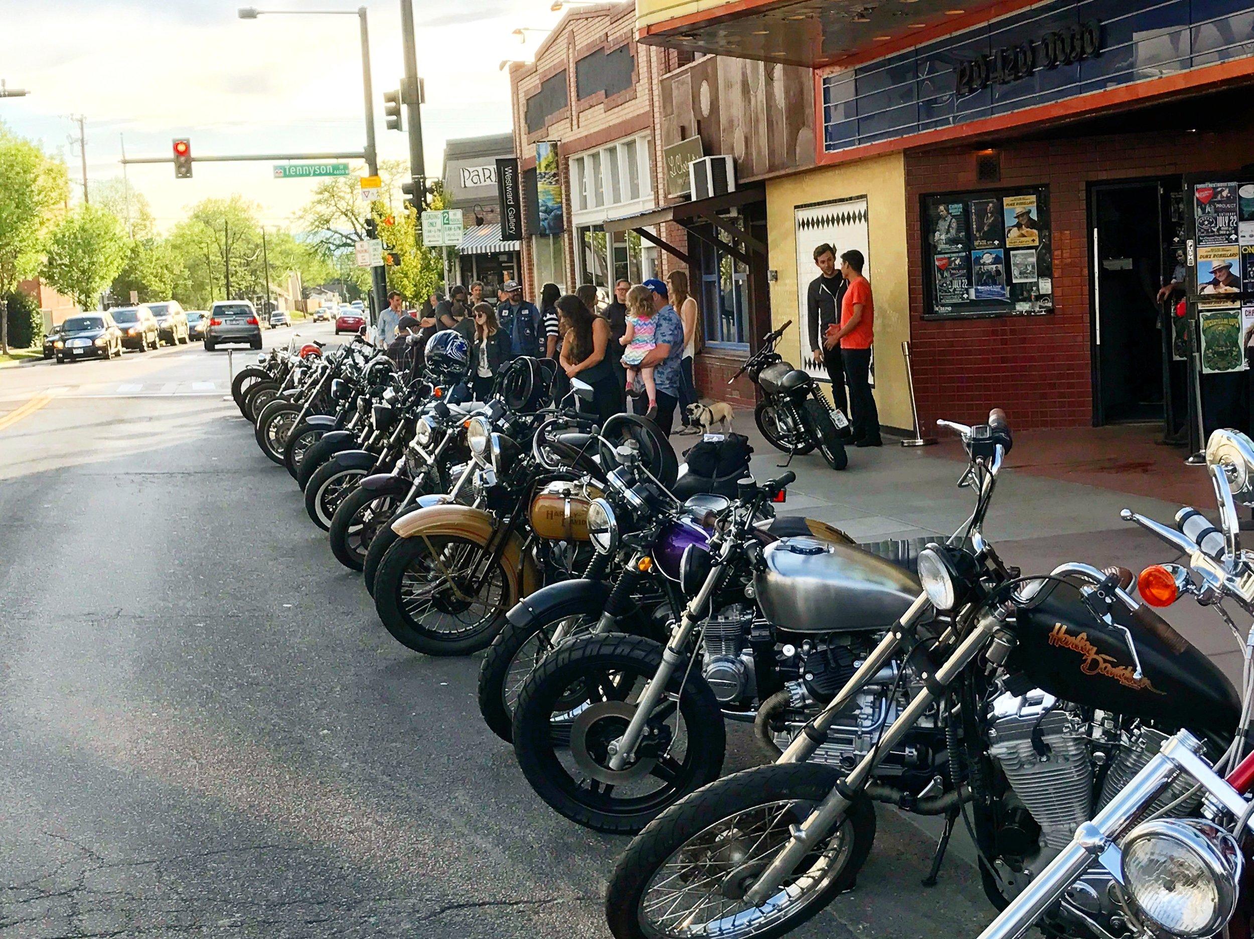 June 6, 2017 WellsMoto Summer Kick It Bike Night