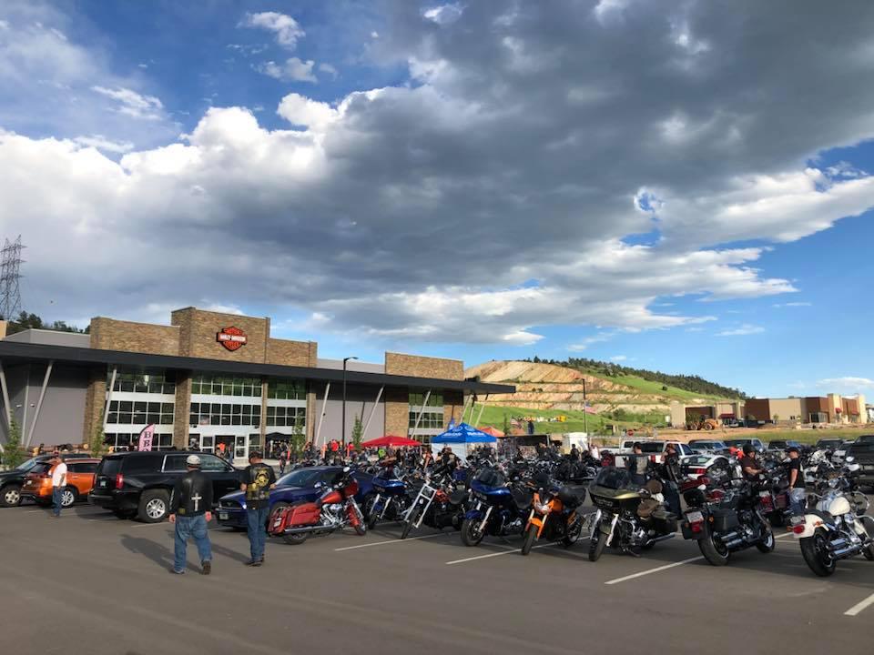 5.31.2018 Harley Davidson Backyard Bash Bike Night