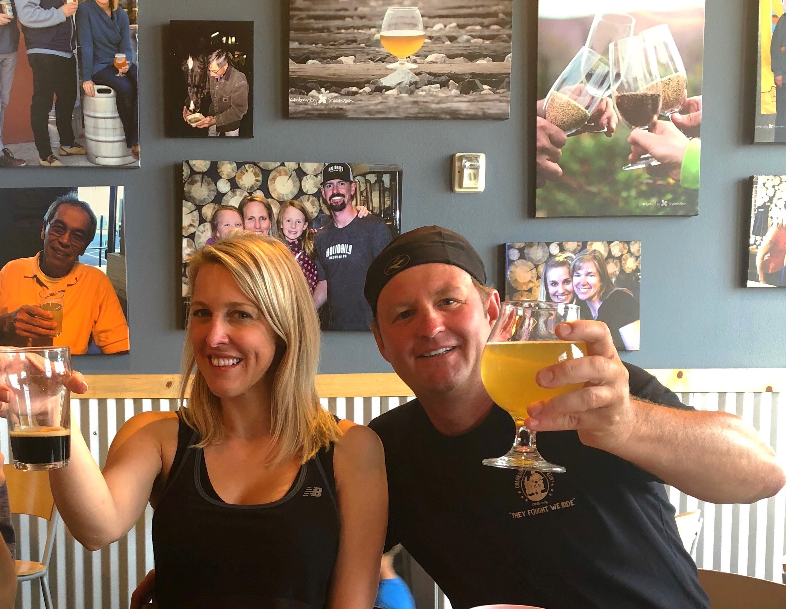July 22, 2018 Talking Shop at Holidaily Brewing Company