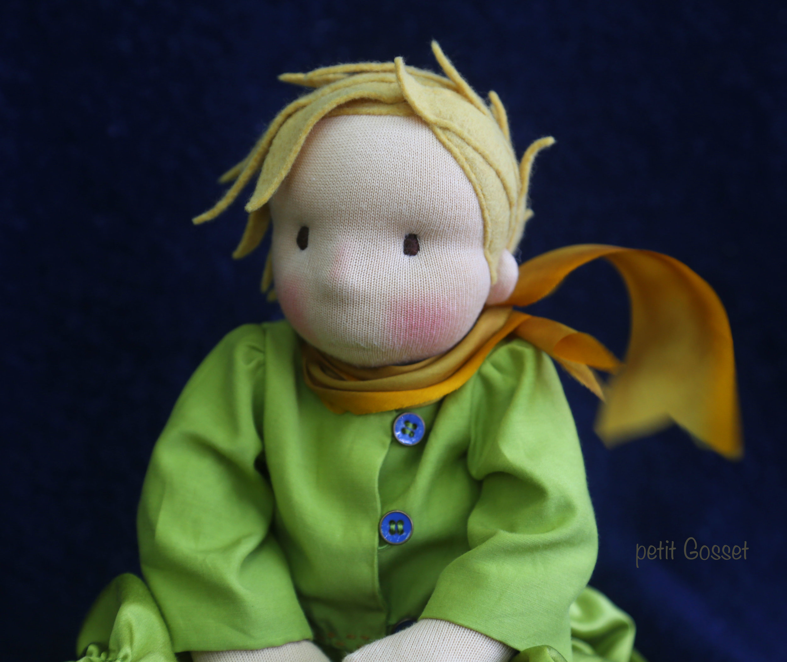 Le Petit Prince Inspired, by Petit Gosset