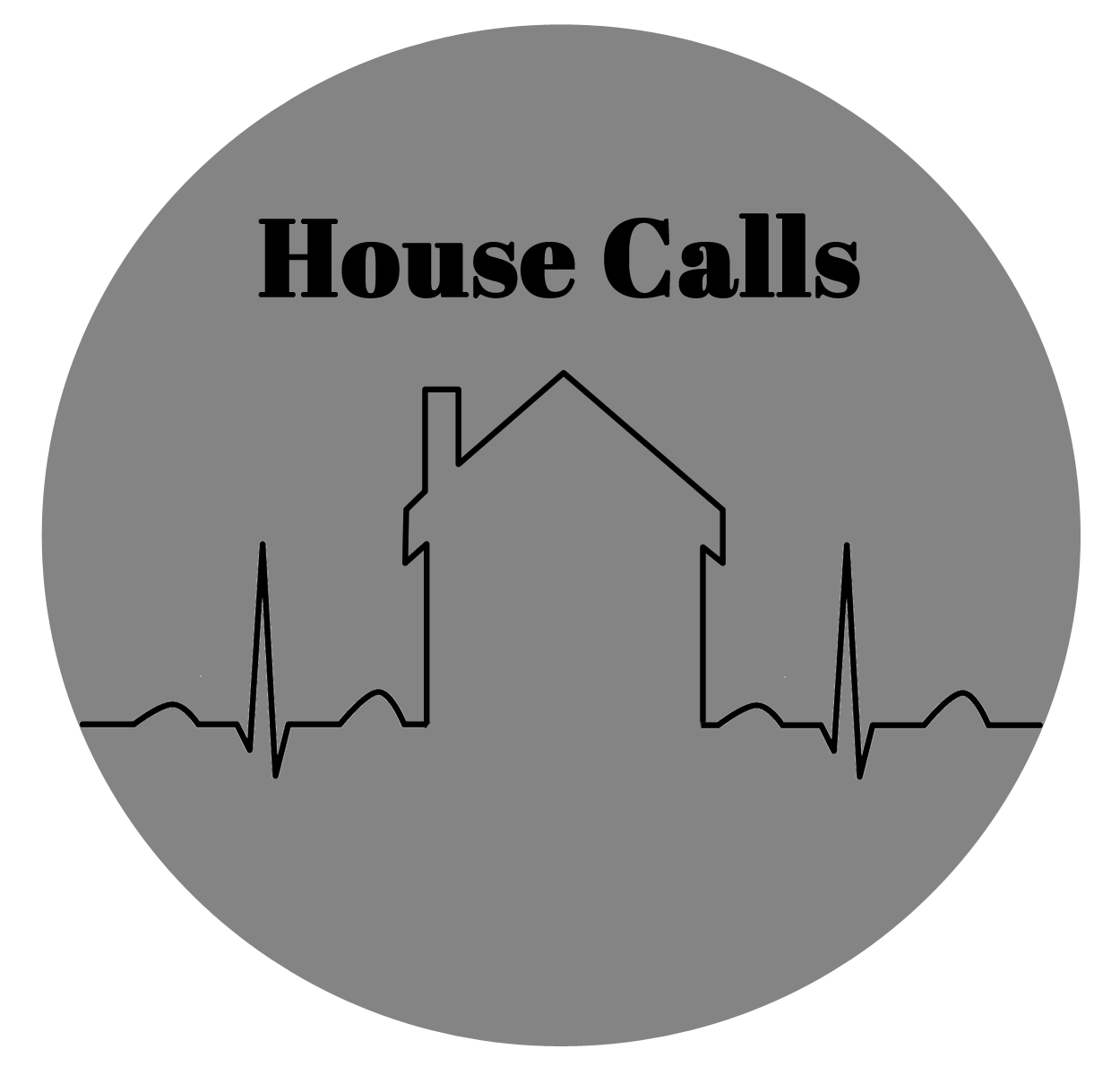 Can't leave home?    We can do house calls anywhere in Lawrence when it's reasonably necessary.