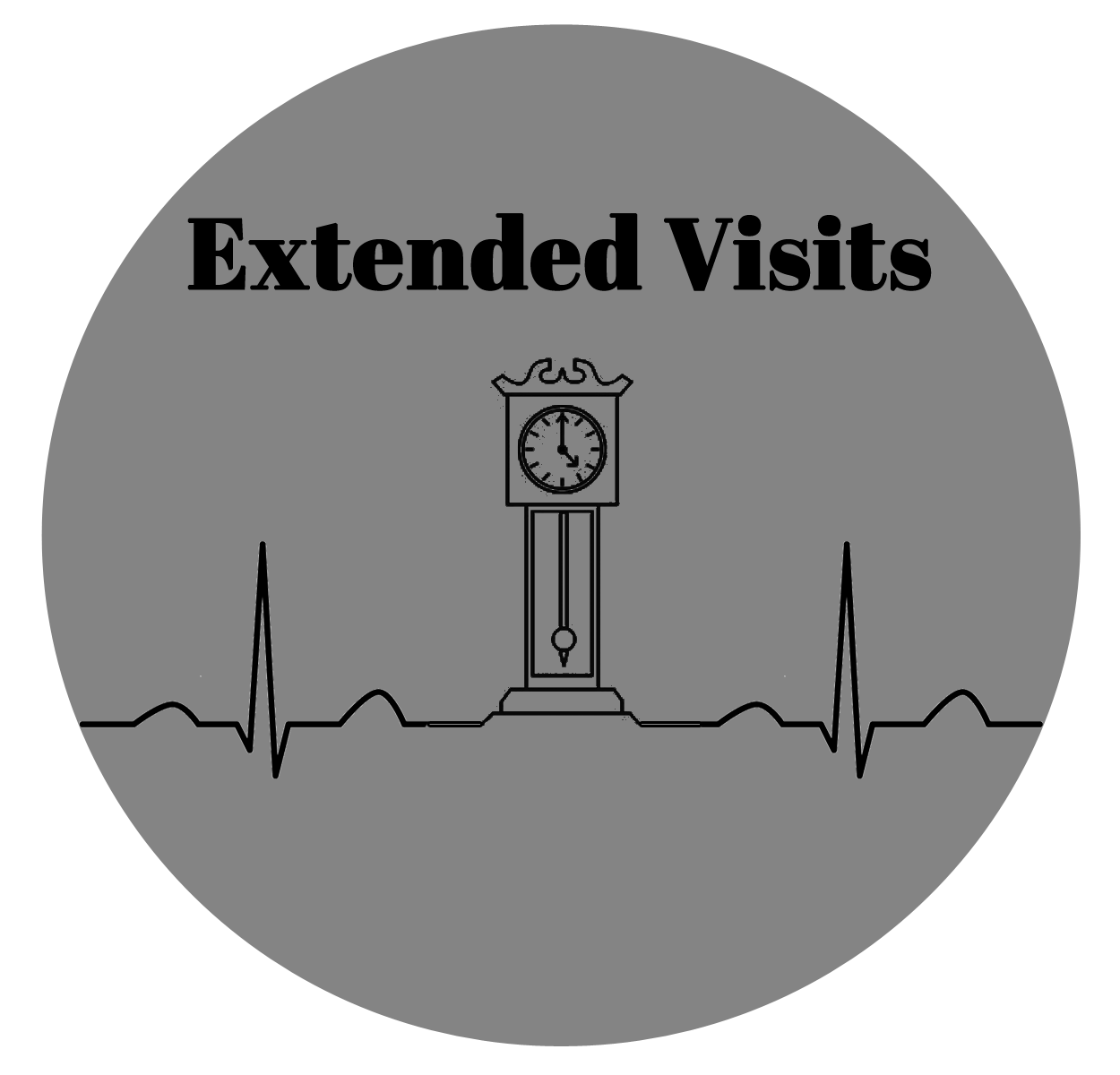 Tired of being rushed?    We offer relaxed, non-hurried visits up to 1 hour . . .  that actually start on time!