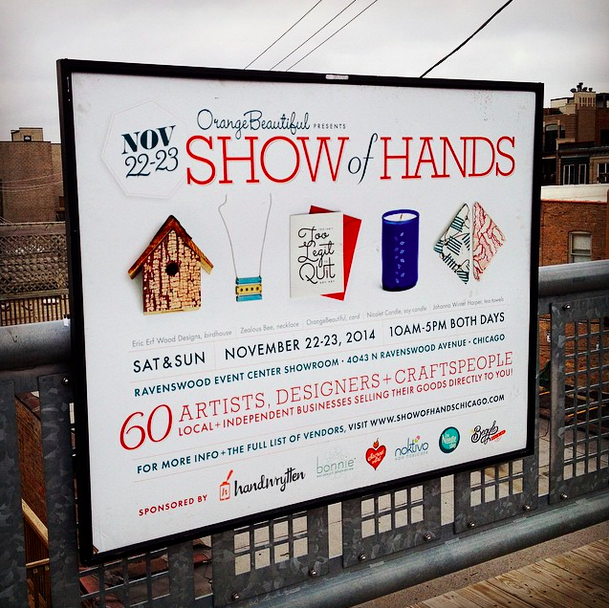 CTA Ad from our 2014 Holiday Campaign