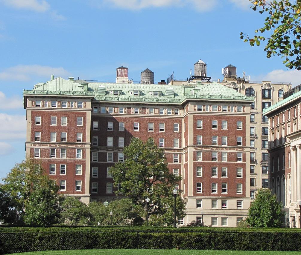 Furnald Hall at Columbia University
