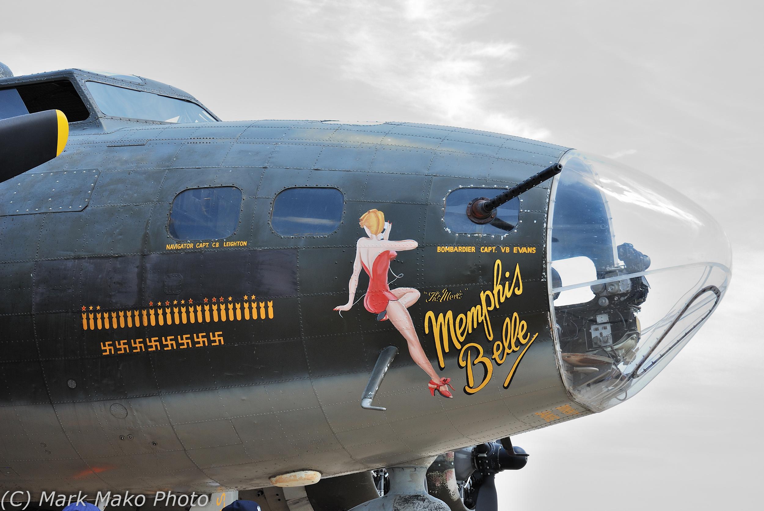 B-17: Memphis Belle
