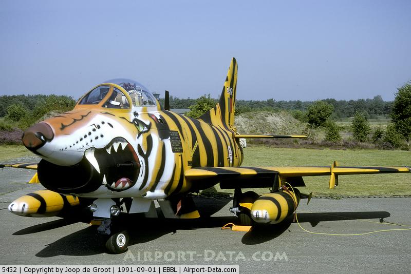 FIAT G-91R/3 Tiger