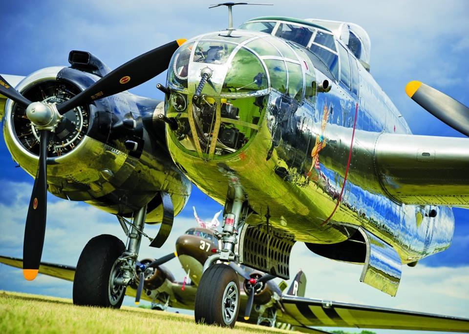 Plane (B-25) porn