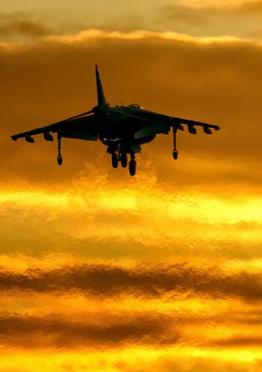 Harrier GR9/jelly air