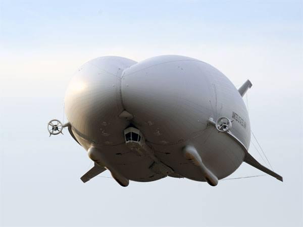 Northrop Grumman's svelte LEMV (Long Endurance Multi-Intelligence Vehicle)