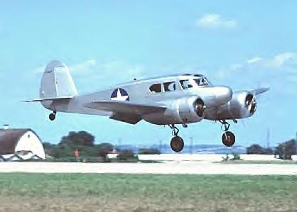 Cessna AT-8 Bobcat