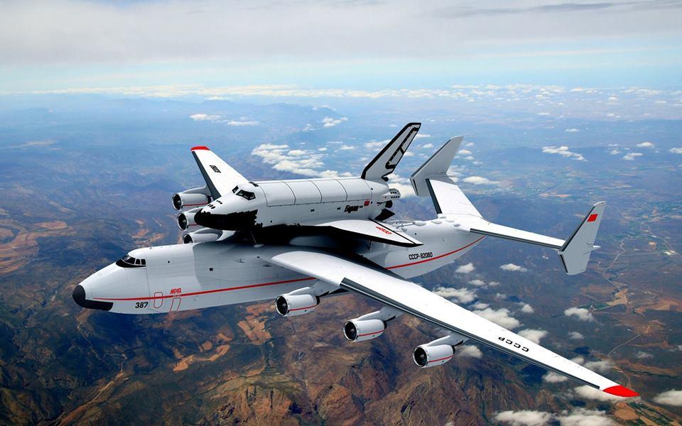 Buran reusable spacecraft
