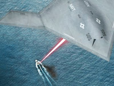 X-37B sends a ship to see Davy Jones