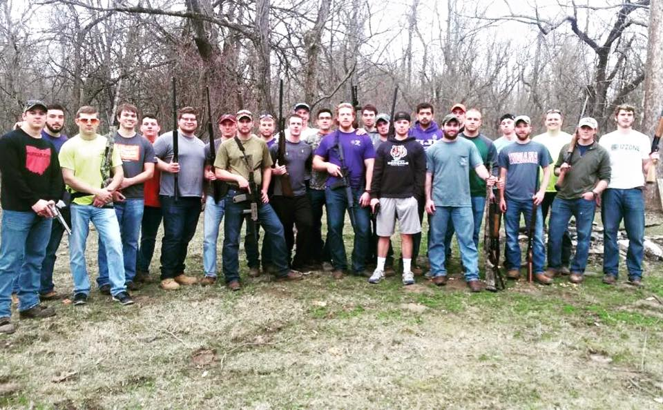Big thanks to Brian Soller and his family for putting on the 3rd annual Fiji shooting event at Gnarley Hill this past weekend