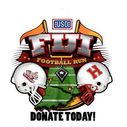 For more info on the Football run click the image above!