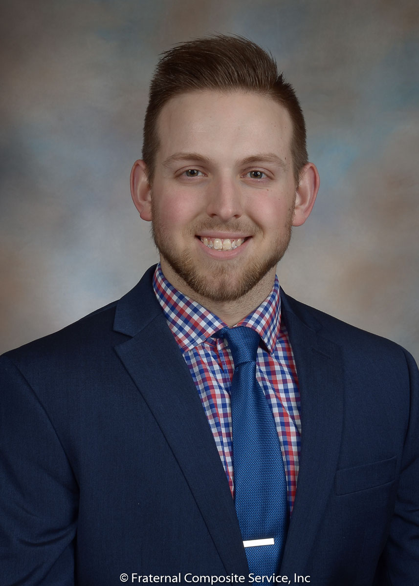 Bailey Sheldon   Hometown: Fort Wayne, IN   Major: Mechanical Engineer   Internships:    Sports: Varsity Baseball   About: Risk Committee
