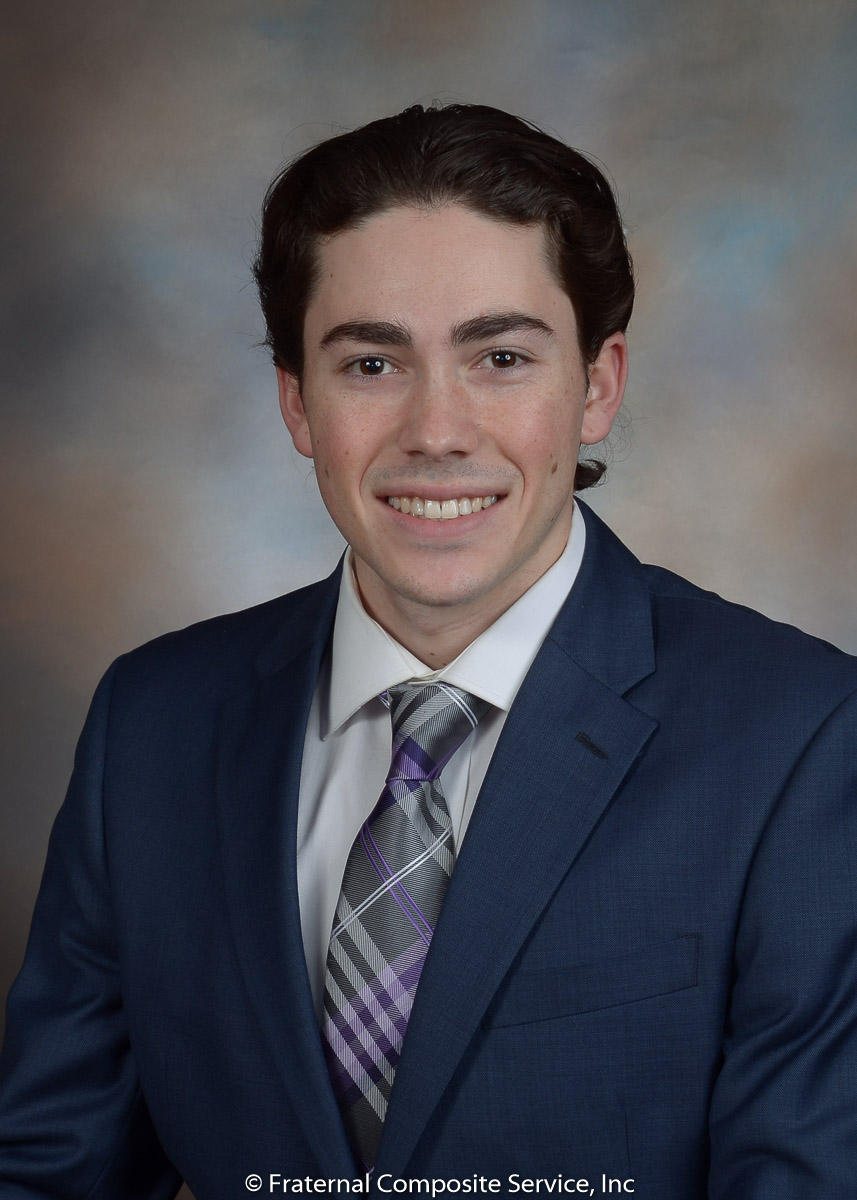 Dante Betti   Hometown:  Chicago, IL   Major:  Biomedical Engineering   Internships:    Sports:  Baseball   About:  Rush Committee, Dean's List