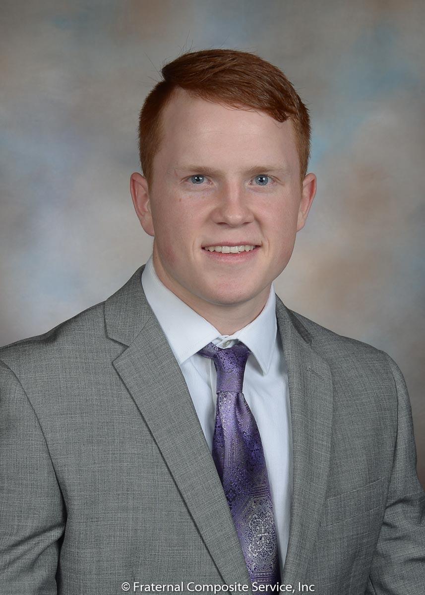 Jacob Geesaman   Hometown: Jay County, IN   Major: Biomedical Engineering   Internships:    Sports: Varsity Baseball   About:  Rho Phi Legacy