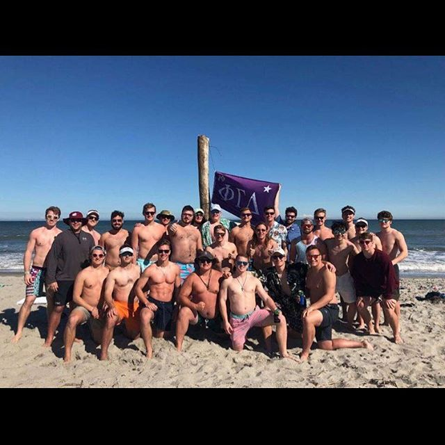 Fly the flag high! Proud to be a Fiji 🏝 🥥 #SB2k19 #phigammadelta