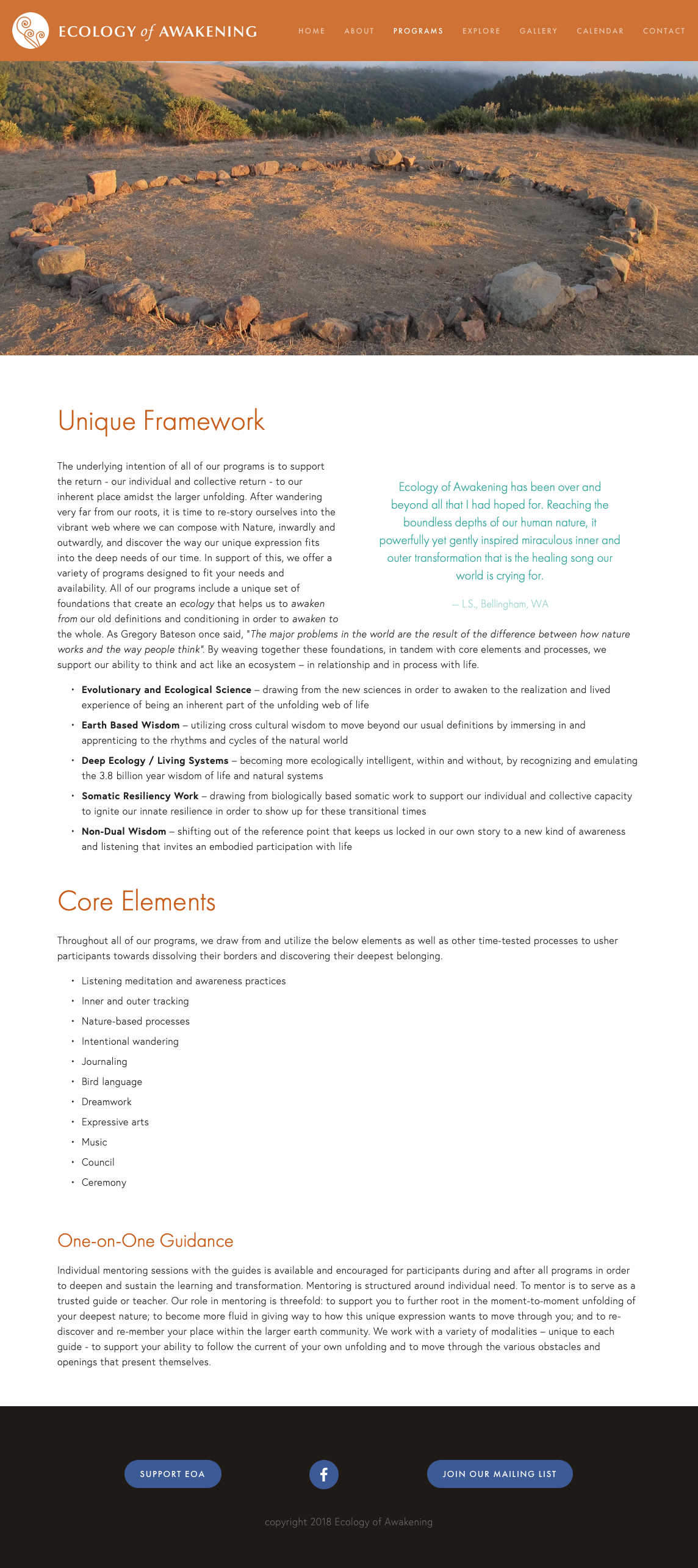 Framework & Elements — Ecology of Awakening.png