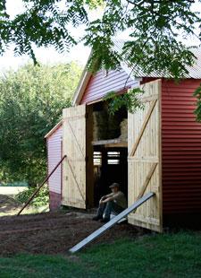 Brindlemoor Farm Barn
