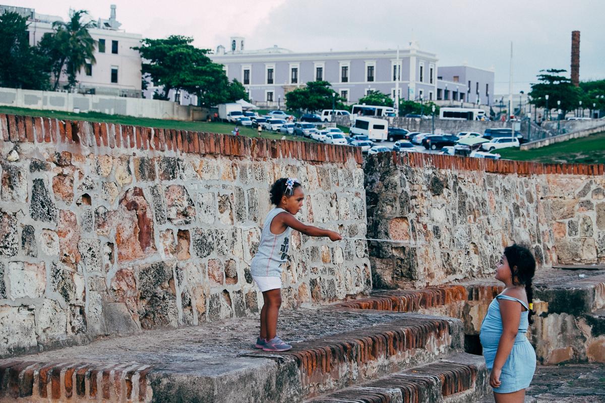 Girl with Wand 1 San Juan