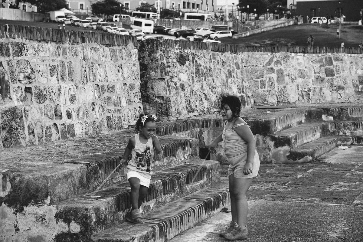 Girl with Wand 2 San Juan