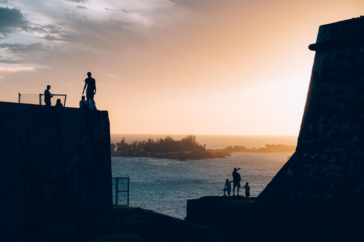 Sunset Observers 1