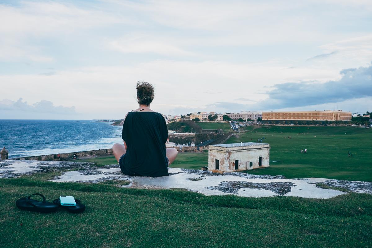 Tia Meyers Meditation San Juan
