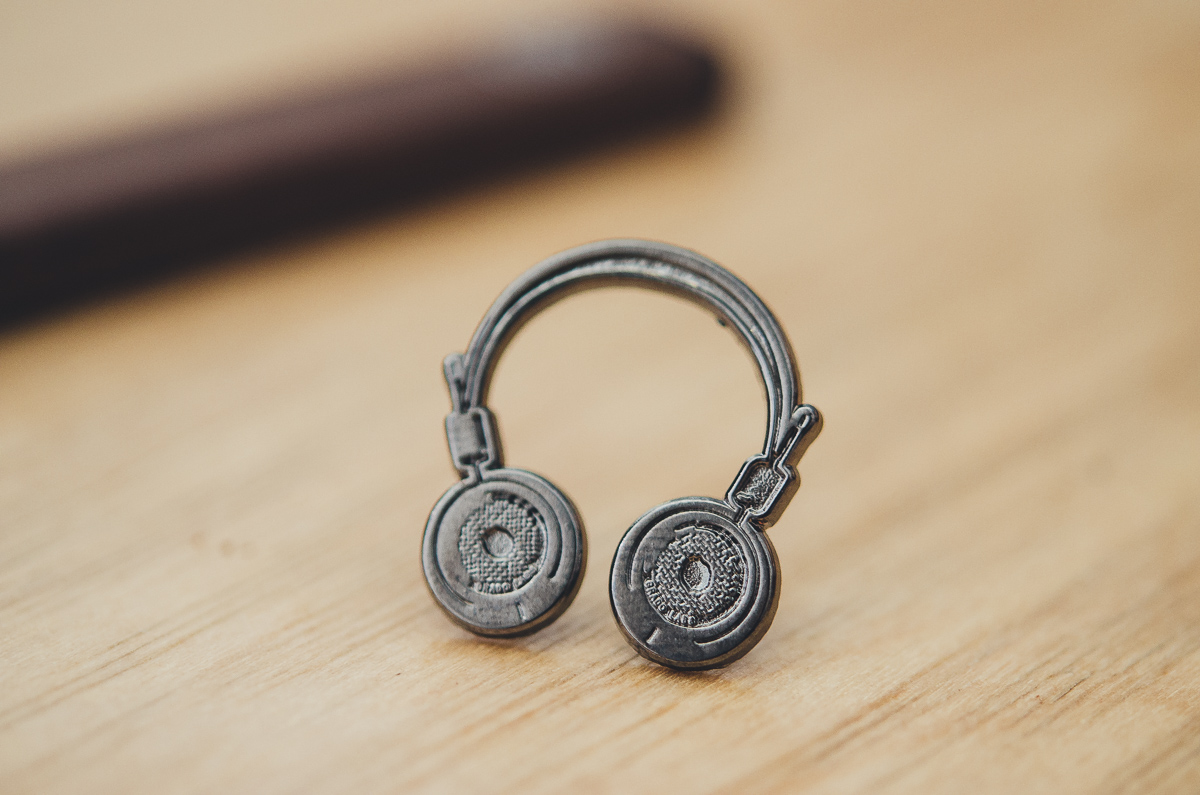 Grado Headphones Pin 5