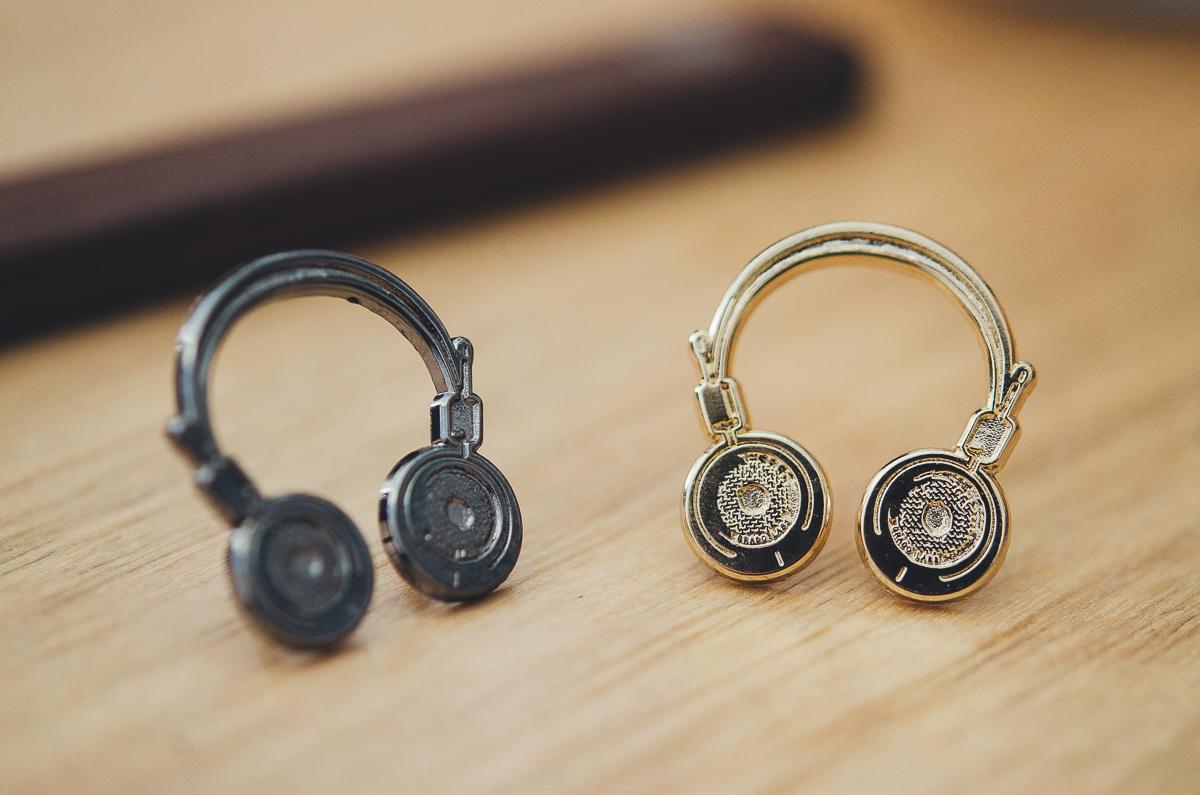 Grado Headphones Pin 8