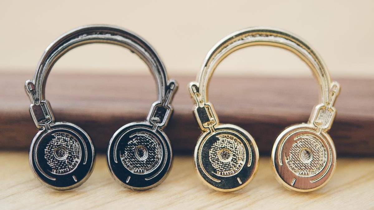 Grado Headphones Pins 1