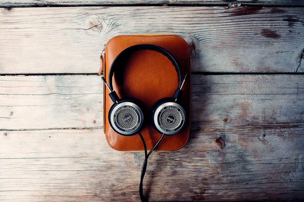 Grado Headphones on Mod