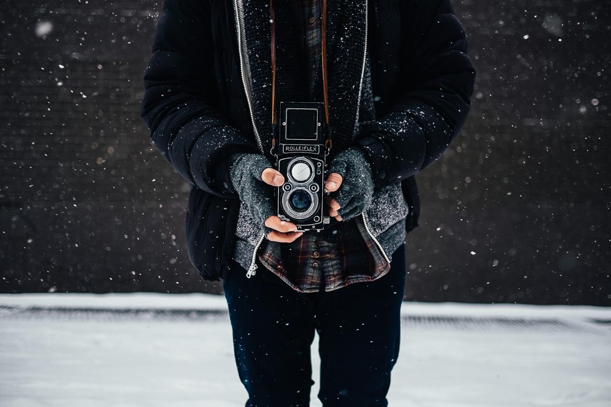 Williamsburg Snow 2015