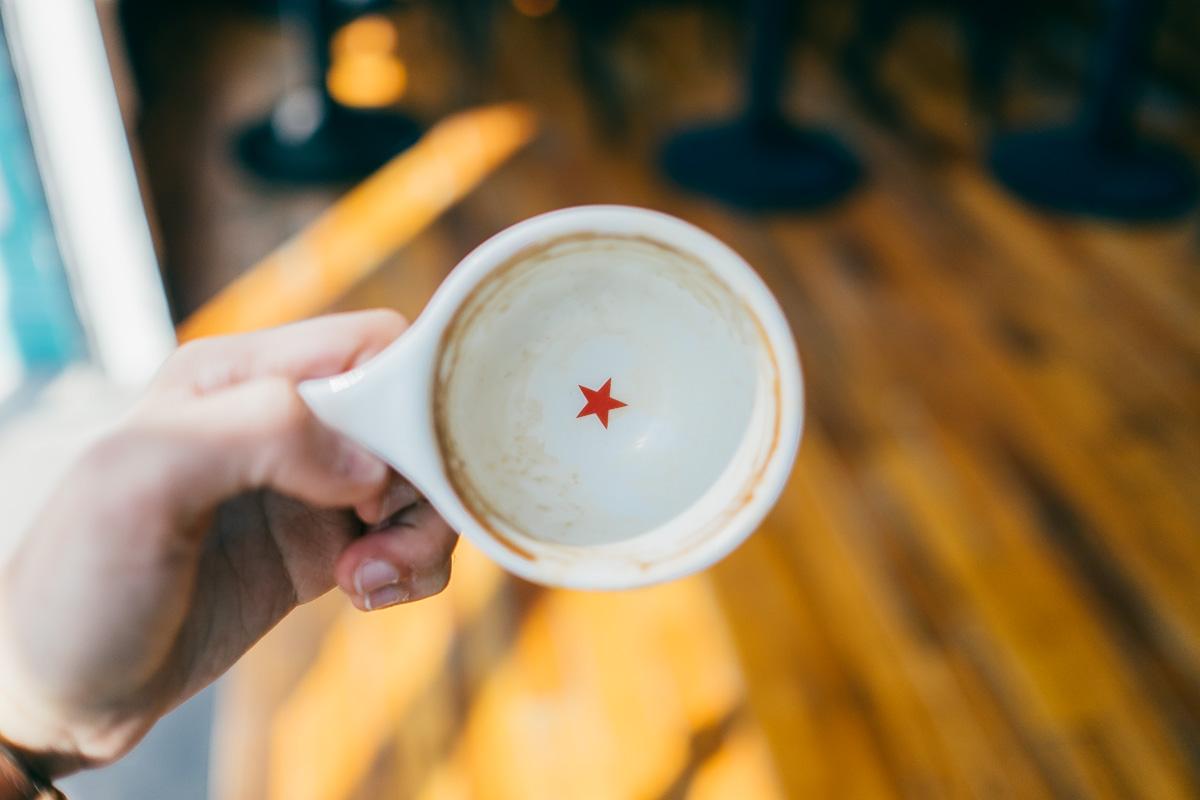 Grado SR80e and Intelligentsia Coffee