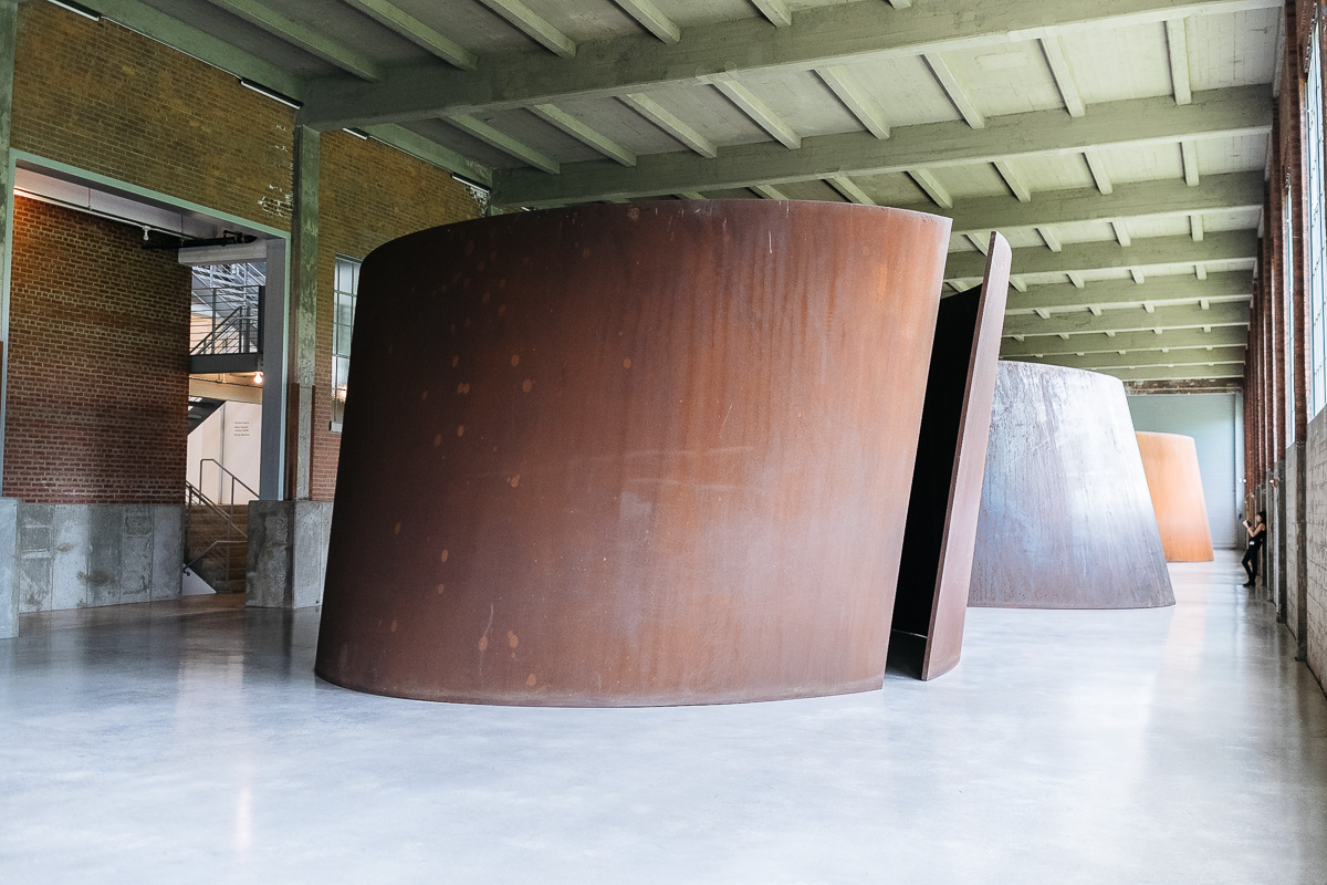 Dia Beacon Museum Exhibits