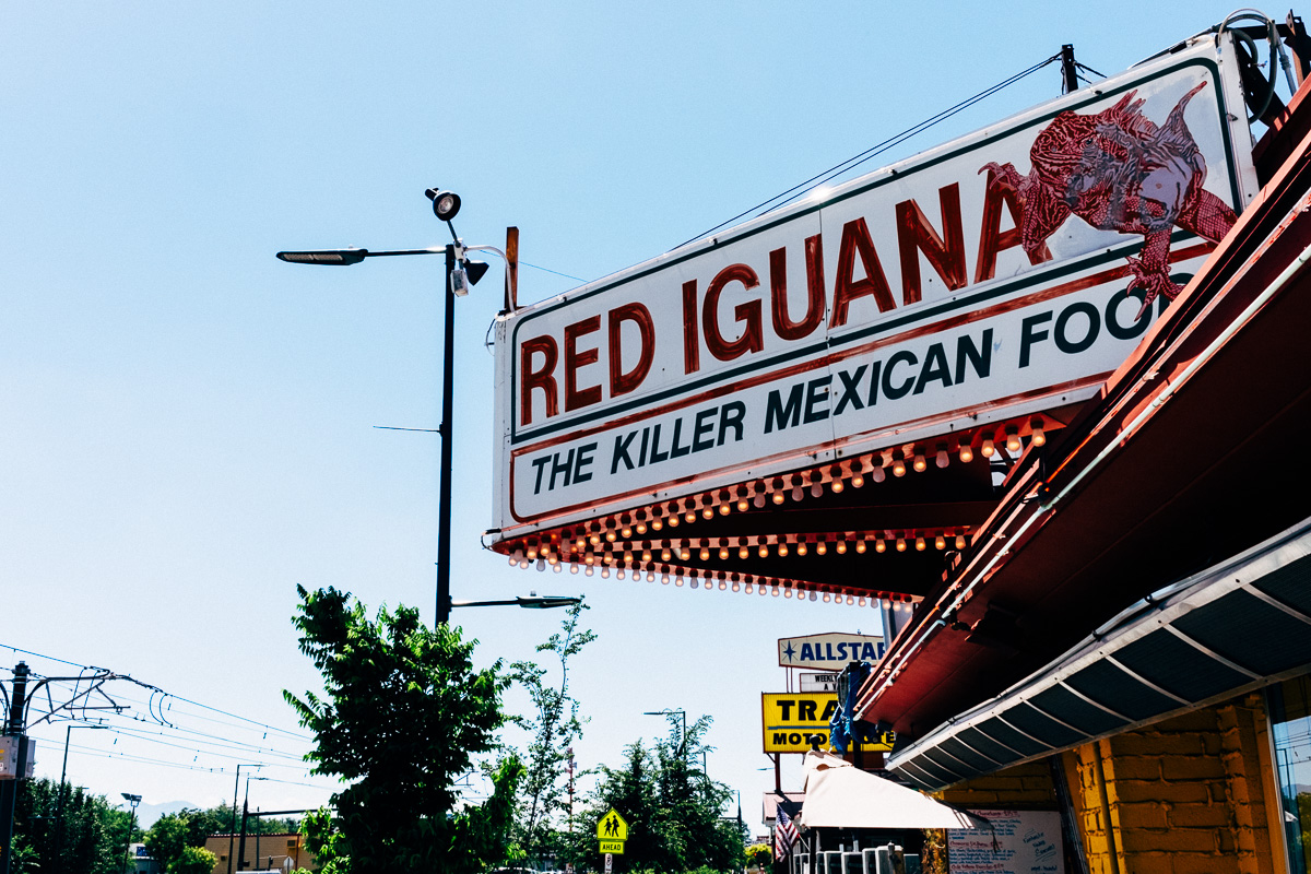 Red Iguana Mexican Food