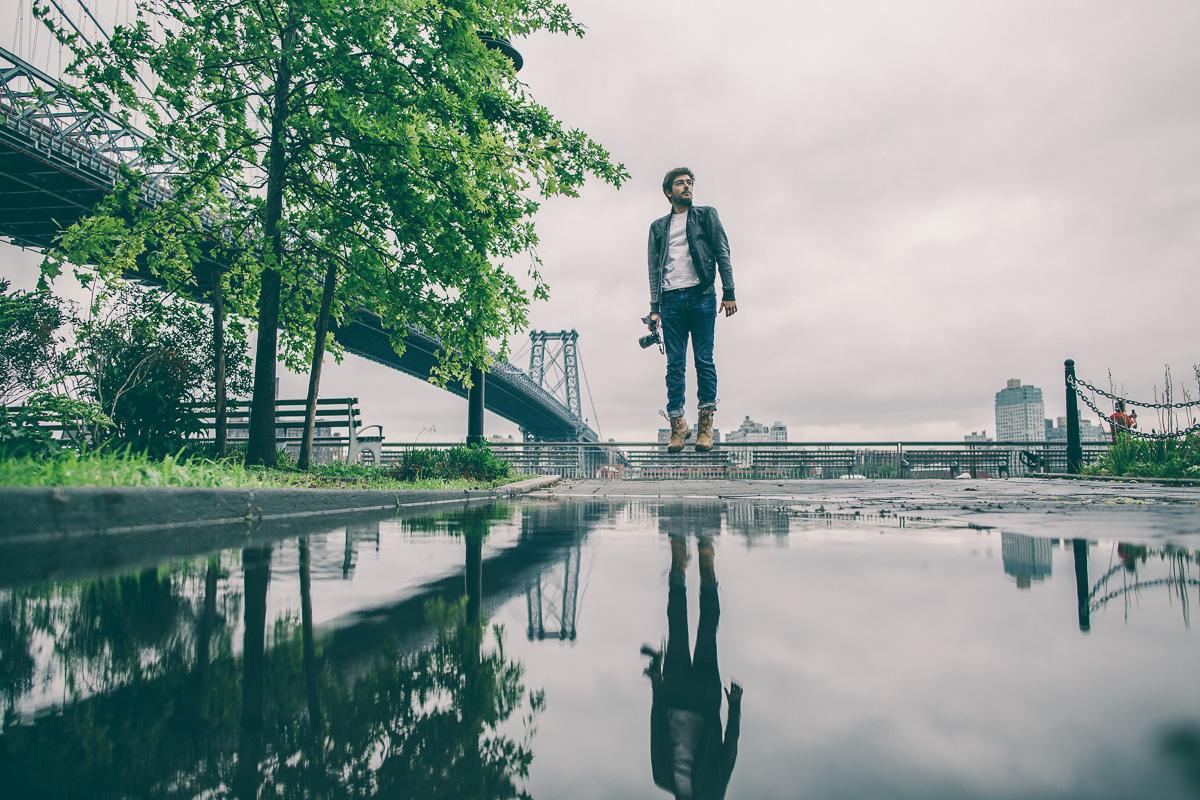 Jonathan Grado Levitating by Erick Urgiles