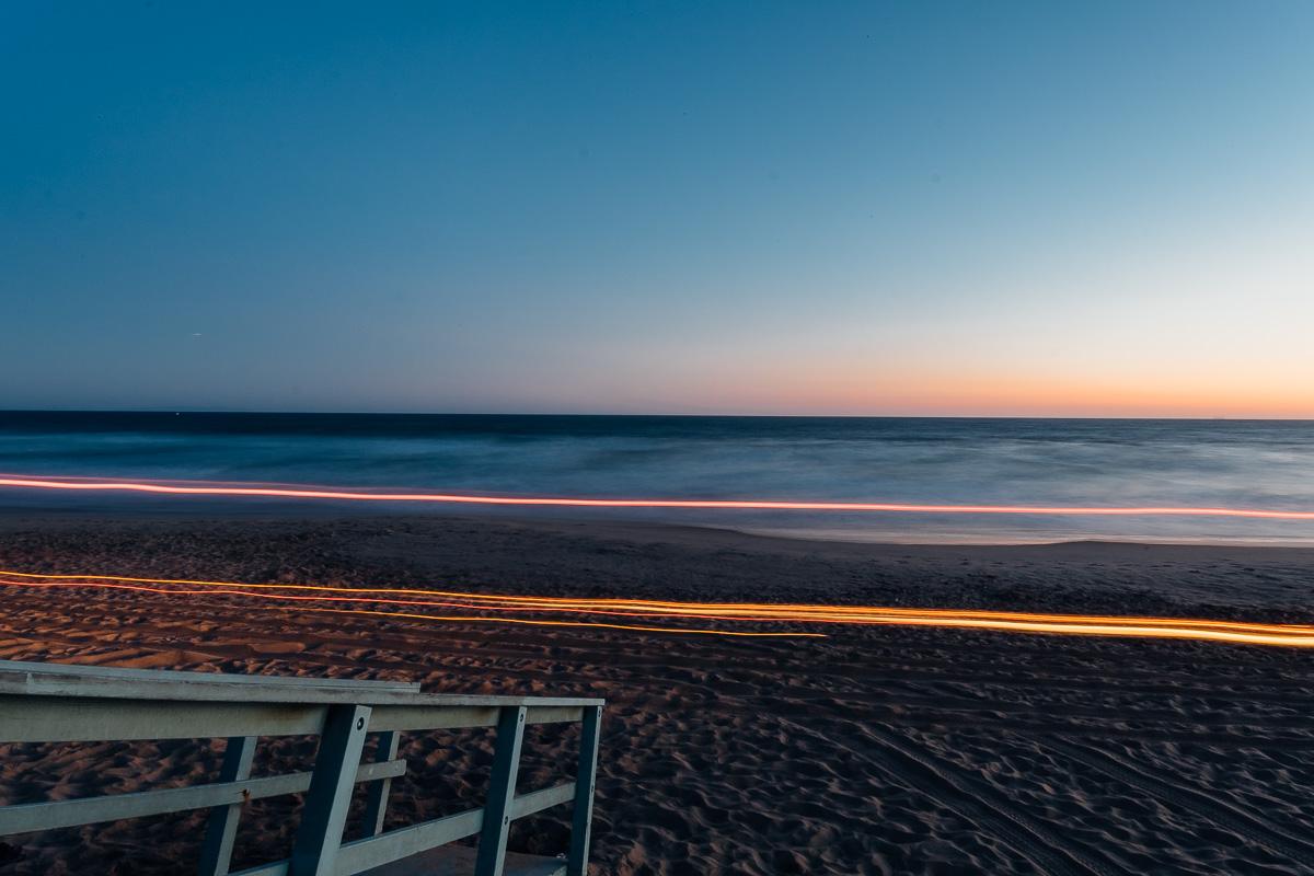 Venice Beach Light