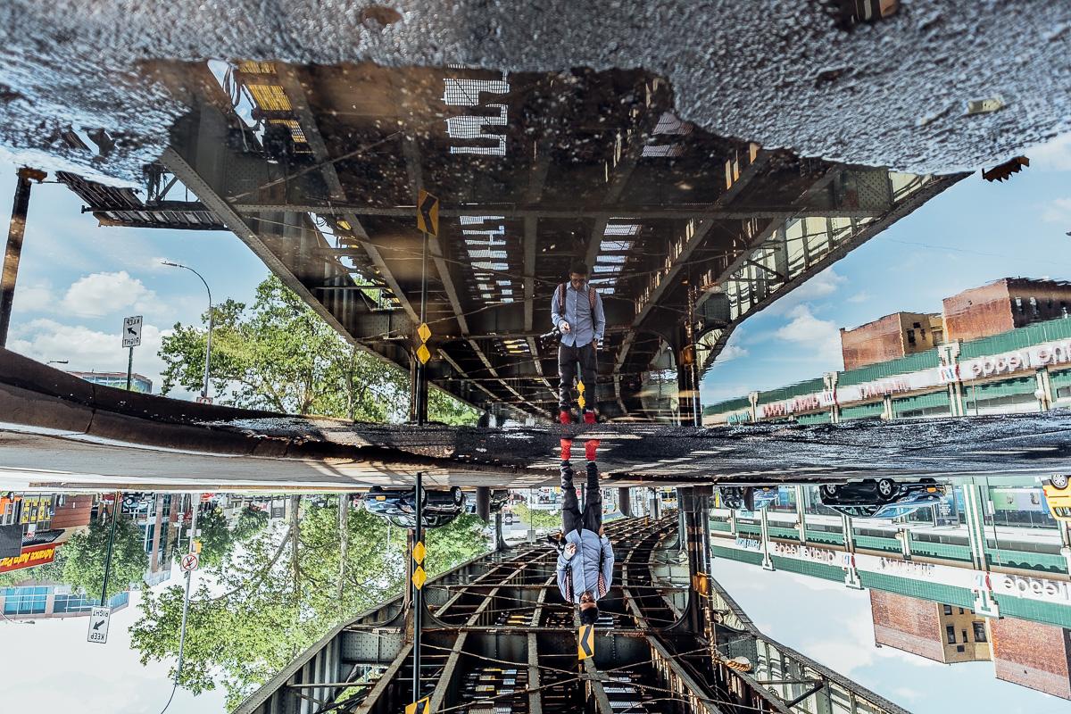 Queens Underpass Shoot