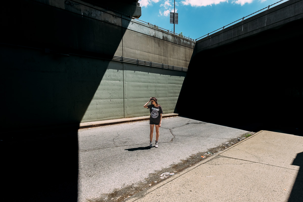 Queens Underpass Shoot